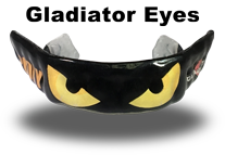 Gladiator Eyes Mouthguard