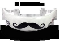 Mustache Mouthguard